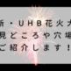 道新・UHB花火大会2019の見どころや穴場をご紹介します!
